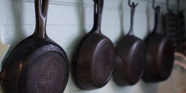 Looking After Your Cast Iron Cookware