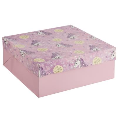 Mason Cash 12 Inch Unicorn Cake Box
