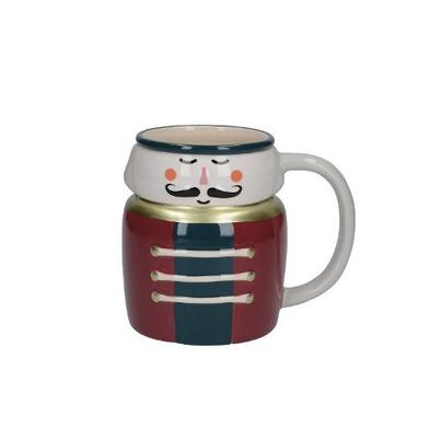 KitchenCraft The Nutcracker Collection Mug