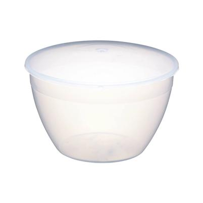 KitchenCraft Plastic 1.7L Pudding Basin & Lid