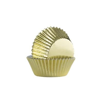 Mason Cash 40 Gold Mini Baking Cases