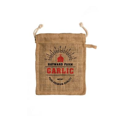 Eddingtons Jute Garlic Bag Hayward Farm Small