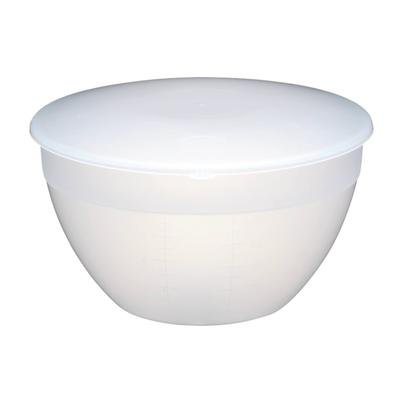 KitchenCraft Plastic 2.3L Pudding Basin & Lid