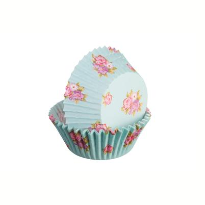 Mason Cash 60 Floral Mini Baking Cases