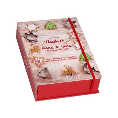 Eddingtons Christmas Bake & Take 62pc Gift Set Small