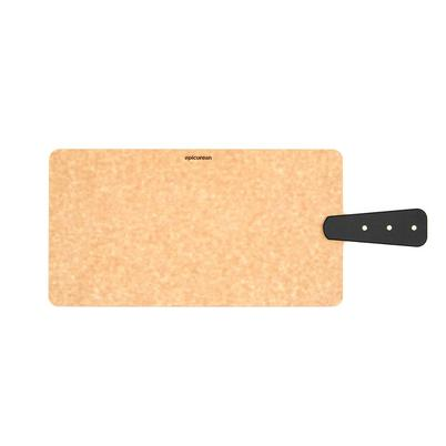 Rivet Handled Serve Board Natural Large