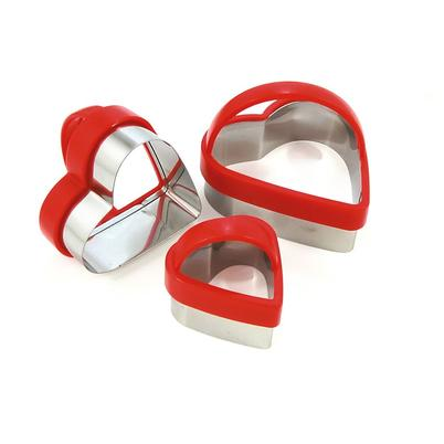 Eddingtons Heart Cutters Set of 3