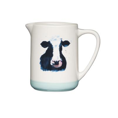 Apple Farm Cow Milk Jug