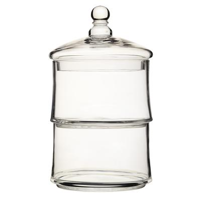 Artesa Appetiser Glass Two Tier Storage Jar