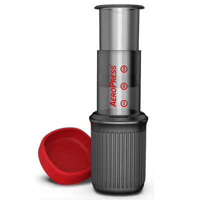 AeroPress Go Coffee Maker & Mug