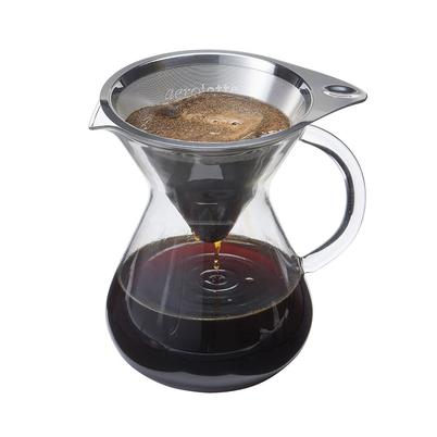 Aerolatte Drip Coffee Brewer with Microfilter