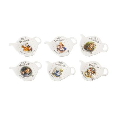 Alice In Wonderland Melamine Tea Bag Tidy