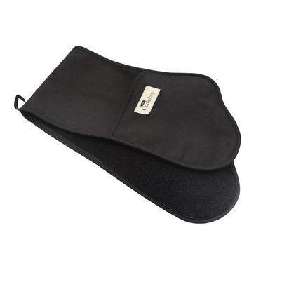 AGA Cooks Collection All Black Double Oven Glove