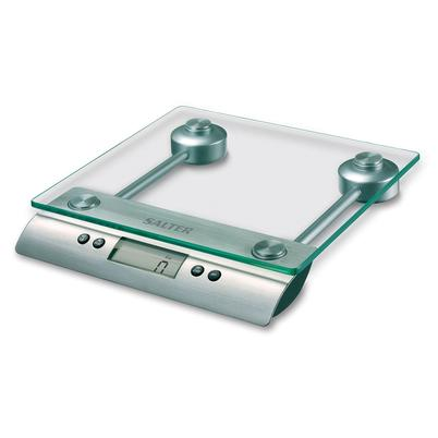Salter Aquatronic Glass Electronic Digital Kitchen Scale