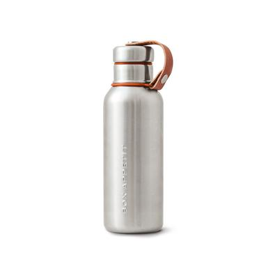 Black and Blum 500ml Insulated Water Bottle Stainless Steel Orange
