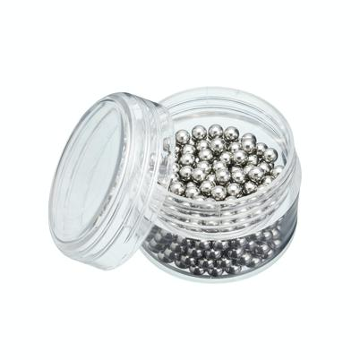 BarCraft Decanter Steel Cleaning Balls