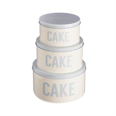 Mason Cash Bakewell Set of 3 Cake Tins