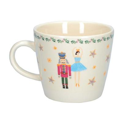 KitchenCraft The Nutcracker Collection Sugar Plum Fairy Ballerina Conical Mug