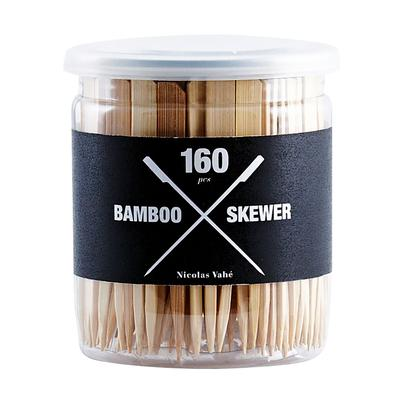 Nicolas Vahe Bamboo Skewers 160pc