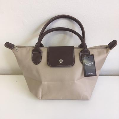 Fresco Insulated Lunch Bag Beige
