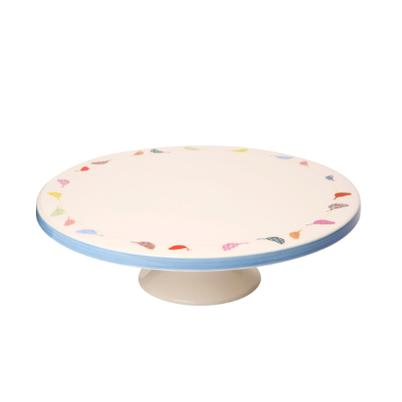 Dexam Vintage Cake Stand - Little Birds