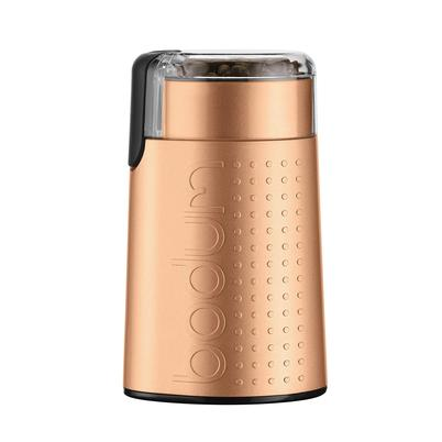 Bodum Bistro Blade Coffee Grinder Copper Finish