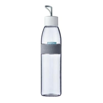 Mepal Water Bottle Ellipse 700ml - White