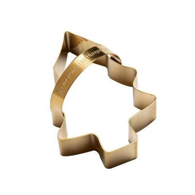 Eddingtons Brass Christmas Tree Cookie Cutter