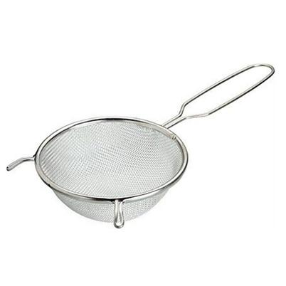 Browne Stainless Steel Double Mesh Sieve Strainer 16cm