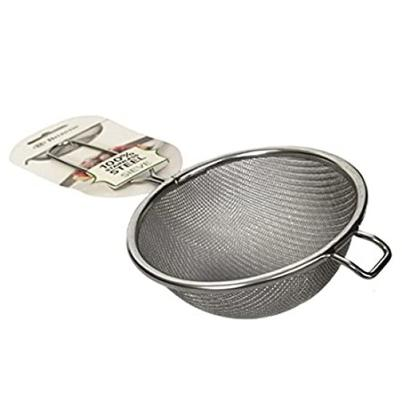 Browne Stainless Steel Double Mesh Sieve Strainer 10cm