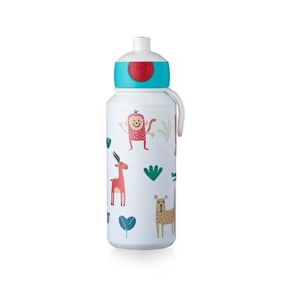 Mepal Pop-up Bottle Campus Animal Friends