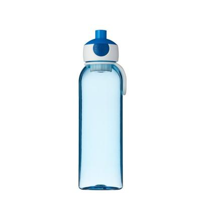 Mepal Pop-up Bottle Campus Transparent Blue