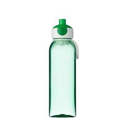 Mepal Pop-up Bottle Campus Transparent Green