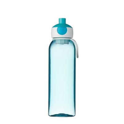 Mepal Pop-up Bottle Campus Transparent Turquoise