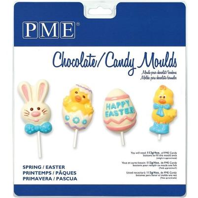 PME Candy Mould Spring & Easter