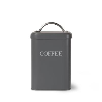 Canister for Coffee, Charcoal