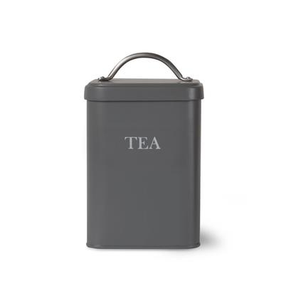 Canister for Tea, Charcoal