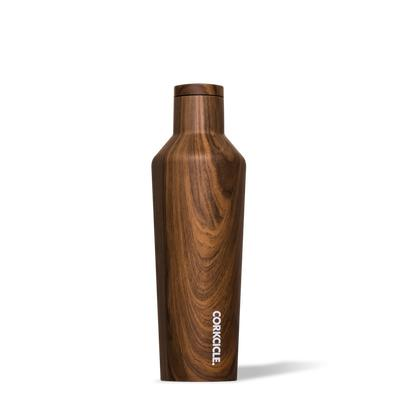 Corkcicle 16oz Walnut Origins Canteen