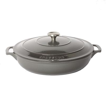 Chasseur Serving Casserole 30cm Urban Grey