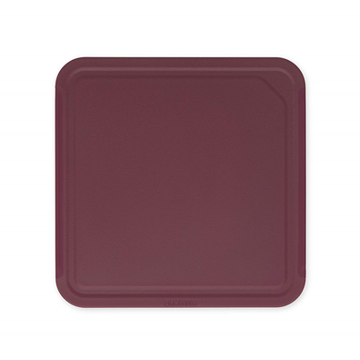 Brabantia TASTY Chopping Board Medium Aubergine