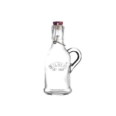 Kilner Clip Top Handled Bottle 0.2L