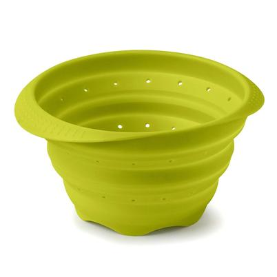 Zeal Collapsible Silicone Colander Small