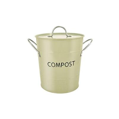 Eddingtons Compost Pail Sage Green