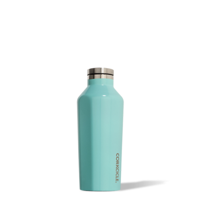 Corkcicle 9oz Classic Canteen Turquoise
