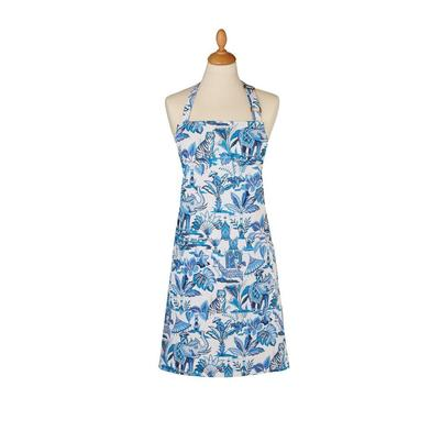 Ulster Weavers Cotton Apron India Blue