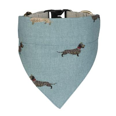 Sophie Allport Dachshund Neckerchief Collar Small