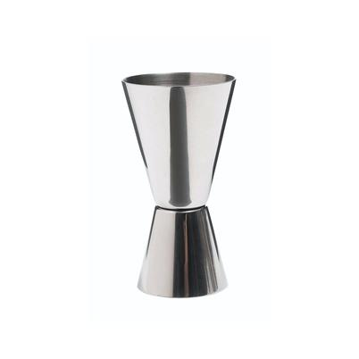 BarCraft Stainless Steel Dual Cocktail Jigger