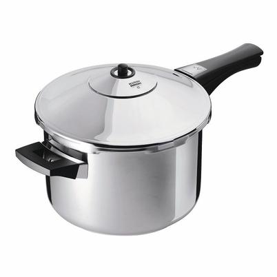 Kuhn Rikon Duromatic Inox Pressure Cooker Long Handle
