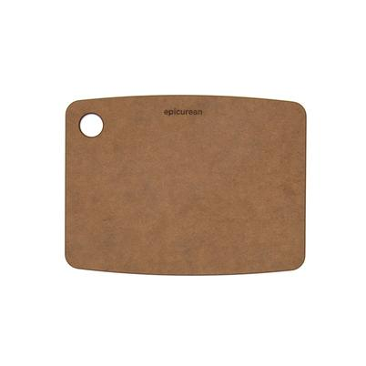 Epicurean Kitchen Series Cutting Board 11.5 x 9 Inch Nutmeg