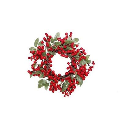 Artificial Festive Berry Small Wreath